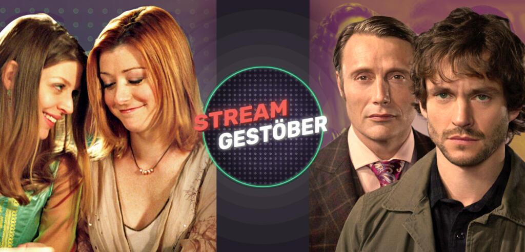 Buffy und Hannibal im Streamgestöber