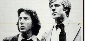 Bild zu:  Dustin Hoffman und Robert Redford sind Die Unbestechlichen