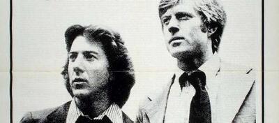 Dustin Hoffman und Robert Redford sind Die Unbestechlichen