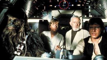 Star Wars: Das Cockpit des Millennium Falken