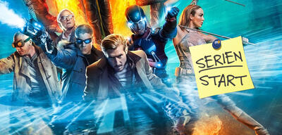 Heute startet die 2. Staffel von Legends of Tomorrow