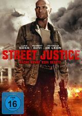Street Justice - Rache kennt kein Gesetz - Poster