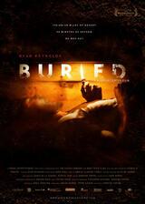 Buried - Lebend begraben - Poster