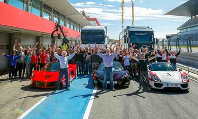 The Grand Tour, The Grand Tour Staffel 1 - Bild 3