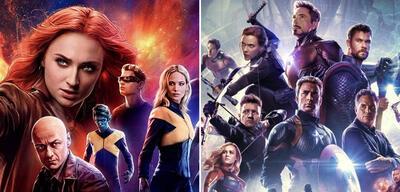 X-Men und Avengers