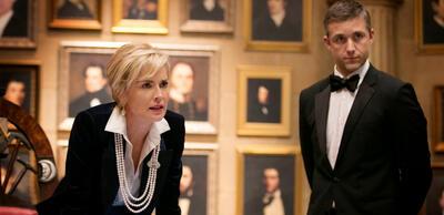 Sharon Stone mit Agent X