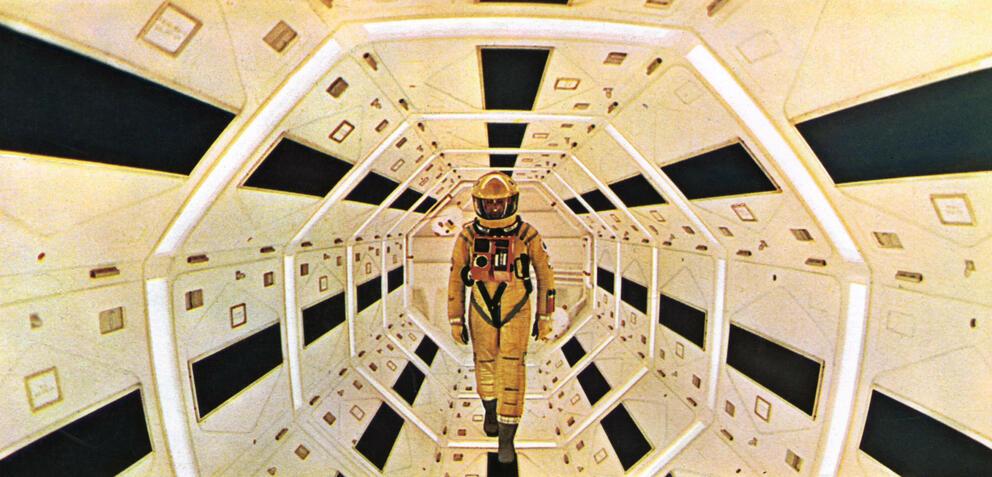 Einer der schönsten Filme aller Zeiten: 2001: Odyssee im Weltraum