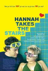 Hannah Takes the Stairs - Poster