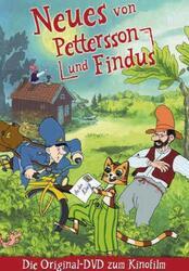 Neues von Petterson und Findus Poster