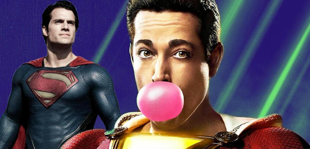 Shazam! und Superman