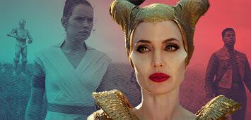Bild zu:  Angelina Jolie in Star Wars?