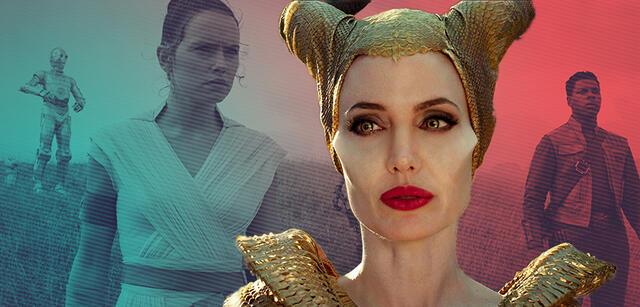 Angelina Jolie in Star Wars?