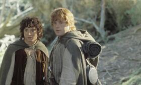 Der Herr der Ringe: Die zwei Türme mit Elijah Wood und Sean Astin - Bild 2