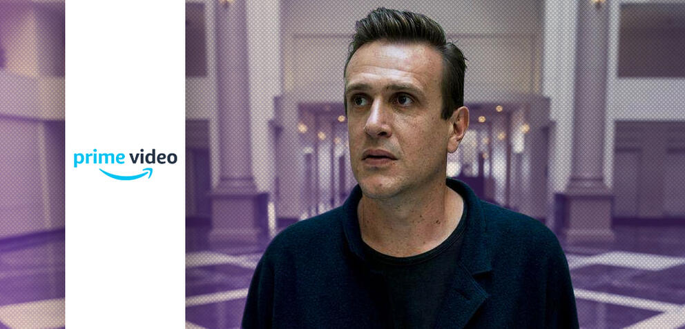 Jason Segel inDispatches from Elsewhere