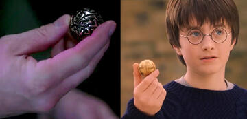 Supernaturals Occultum & Harry Potters Schnatz