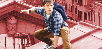Tom Holland inSpider-Man: Far From Home
