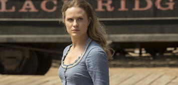Bild zu:  Evan Rachel Wood in Westworld