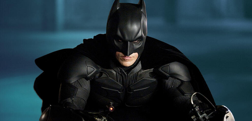 Christian Bale als Batman