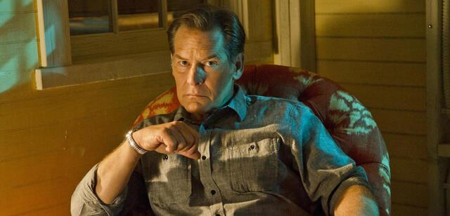 James Remar in Dexter