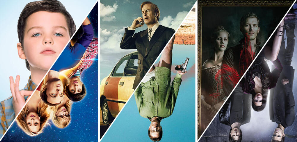 Beliebteste Netflix Serien