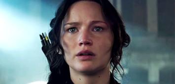 Bild zu:  Jennifer Lawrence in Mockingjay Teil 1
