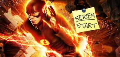 Der rote Blitz startet heute in die 3. Staffel auf ProSieben Fun