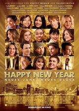Happy New Year - Poster