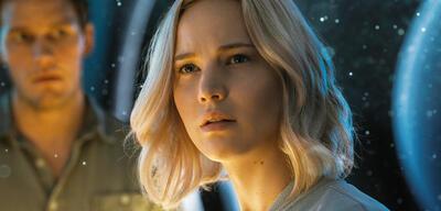 Passengers und andere neue Filme mit Jennifer Lawrence
