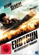 End of a Gun - Poster