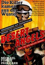 Desert Angels - Gott sei den Bullen gnädig - Poster