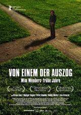 Von Einem der Auszog - Wim Wenders' frühe Jahre - Poster