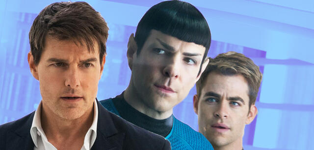 Mission: Impossible 6 - Fallout/Star Trek Into Darkness