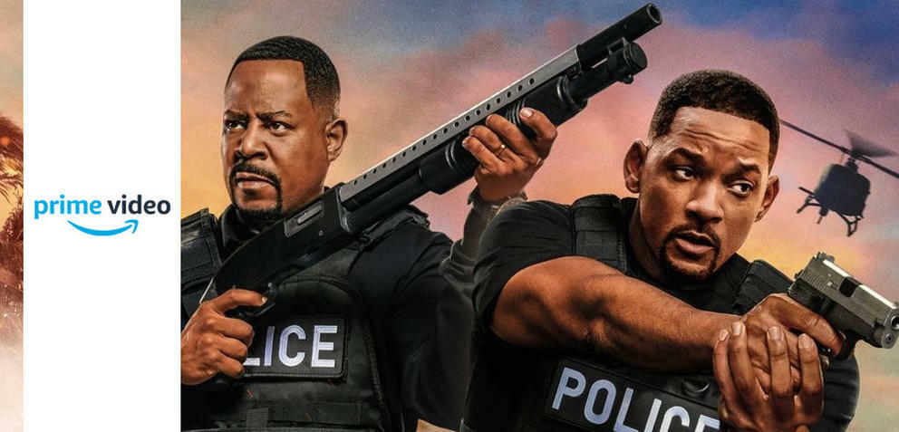 Bad Boys For Life mit Martin Lawrence und Will Smith