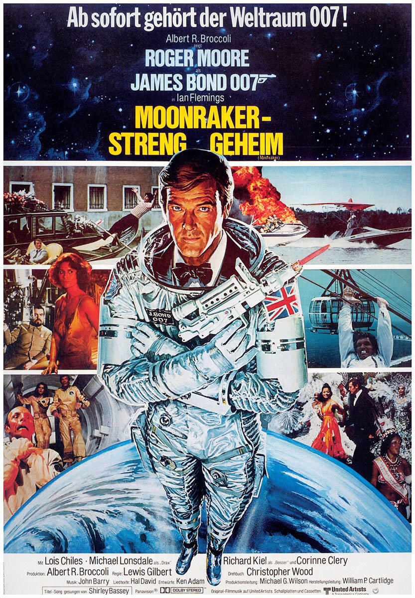 james bond moonraker stream