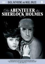 Die Abenteuer des Sherlock Holmes - Poster