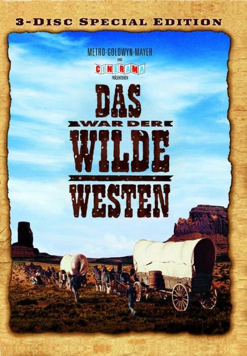 Das war der Wilde Westen - Bild 1 von 1
