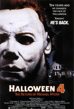 Halloween 4 - Michael Myers kehrt zurück Poster