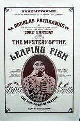 The Mystery of the Leaping Fish - Poster