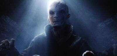 Star Wars-Schurke Snoke: Wer mag er sein, was mag er planen?