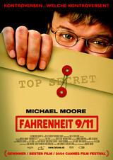 Fahrenheit 9/11 - Poster
