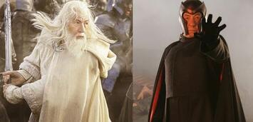 Bild zu:  Gandalf und Magneto, Montage von moviepilot