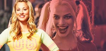 Bild zu:  Kaley Cuoco wird bald zu Harley Quinn