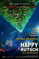 Happy Rutsch - Das neue Jahr greift an - Poster