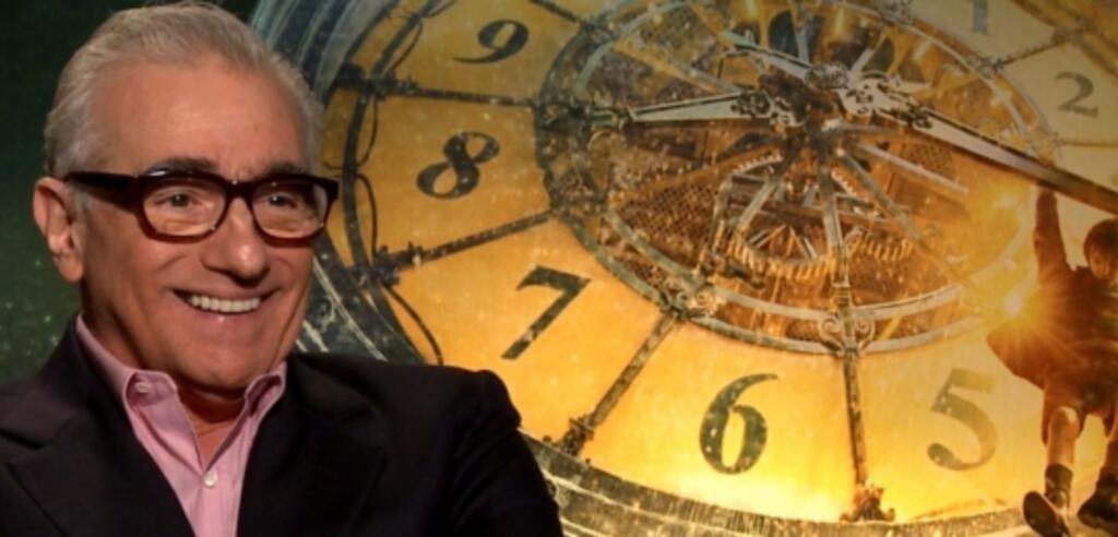 Martin Scorsese & Hugo Cabret