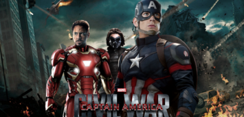 Bild zu:  The First Avenger: Civil War