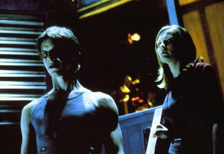 The Crow 3: Tödliche Erlösung mit Kirsten Dunst und Eric Mabius