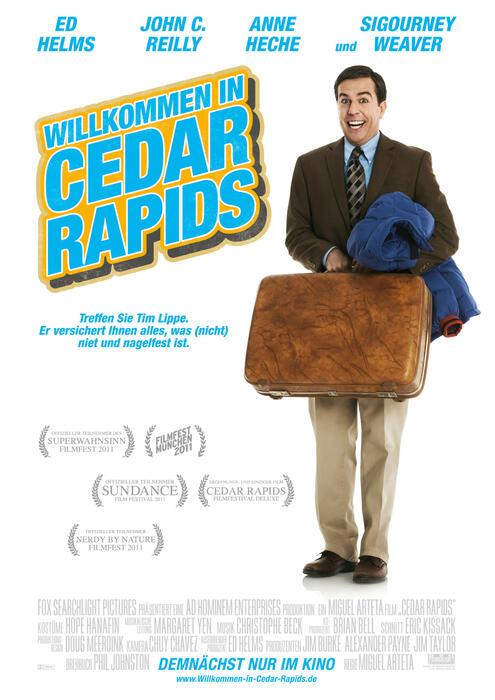 Willkommen in Cedar Rapids - Bild 1 von 14