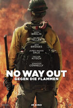 No Way Out - Gegen die Flammen Poster
