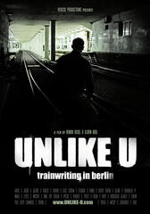 Unlike U - Trainwriting in Berlin