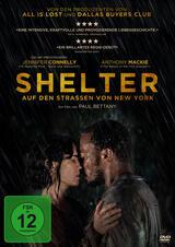 Shelter - Auf den Straßen von New York - Poster